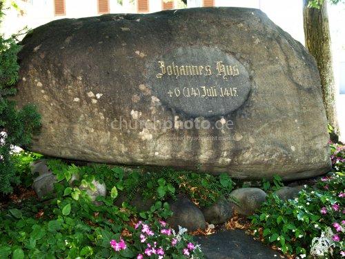 Place of Burning of Jan Hus