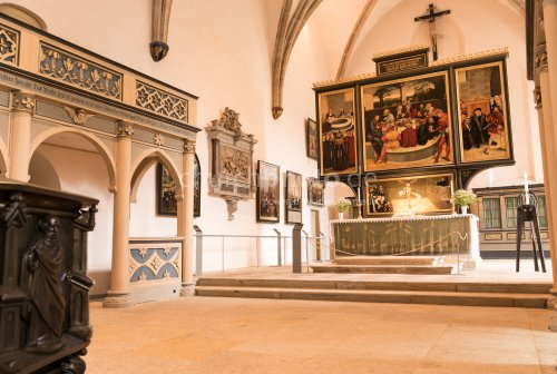 Altar Stadtkirche