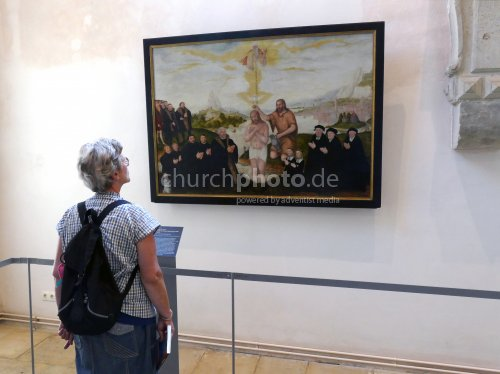 Taufbild Wittenberg