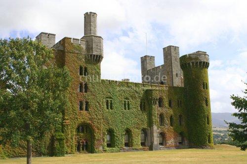 Castell Penrhyn in Wales