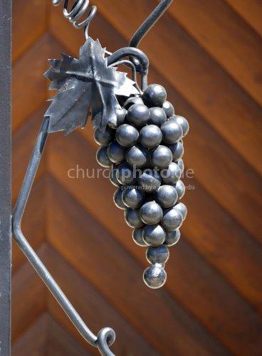 Trauben-Ornament