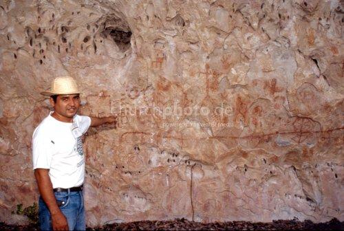 Historic wall drawings