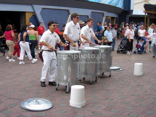 street musik Disney Land Anaheim
