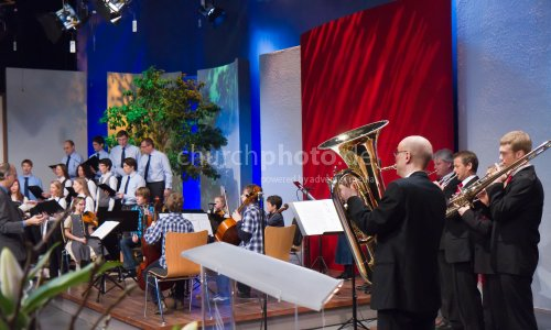 Music in worship, Germany