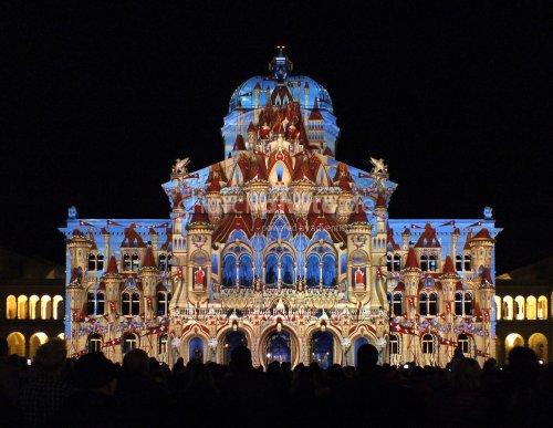 Lichtschau, Light show