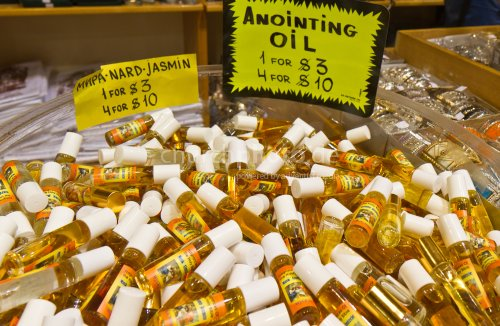 Anointing oil on sale