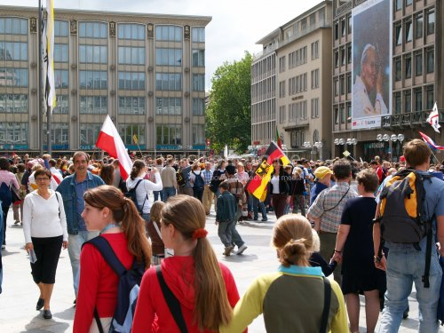 World Youth Day Cologne