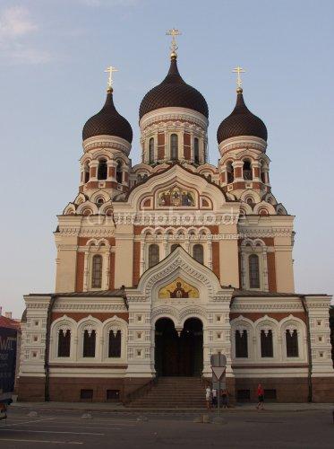 church in Tallin