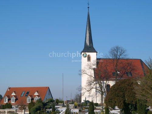 Church in the hill