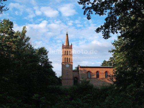 Petzow church