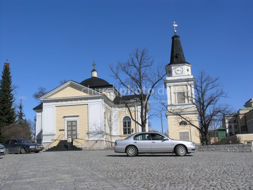Tampere old church