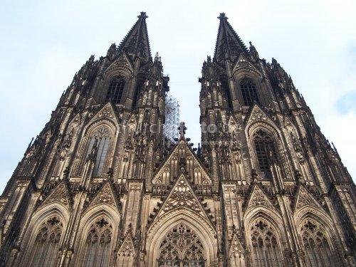 Kölner Dom Kirchtürme