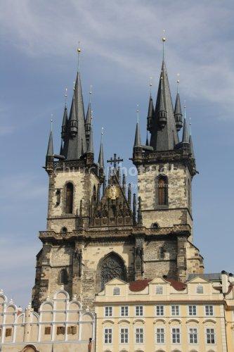 Teykirche in Prag