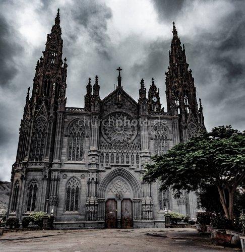 Kirche auf Gran Canaria
